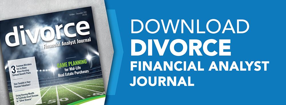 Financial Planning Divorce Checklists/Worksheets | Divorce Resources